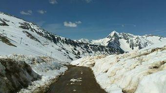 Saint Lary - L'ouverture de la route du Col du Portet est différée | Facebook | romphoto | Scoop.it