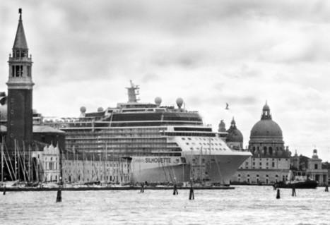 En images: Les paquebots qui écrasent la sérénissime Venise | Jaclen 's photographie | Scoop.it