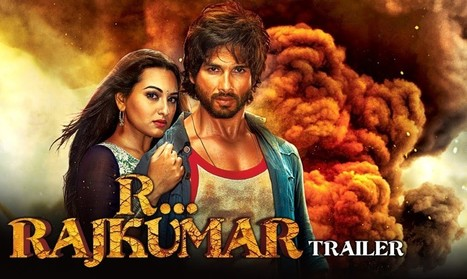 Rambo Rajkumar Theatrical Trailer is out | Bollywood Updates | Scoop.it