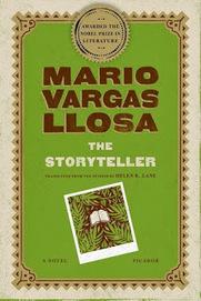 Upstate Girl: The Storyteller by Mario Vargas Llosa | Storytelling | Scoop.it