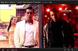 Bigg Boss Season 7 - 15th September 2013 Grand Premiere Show | BIGG BOSS Saath 7 News, Episodes, Photos | Scoop.it