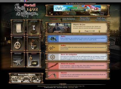 Bella Sylvaeque 1492 : un jeu de stratégie en ligne communautaire   Les meilleurs jeux vidéo en RPG du moment   Scoop.it