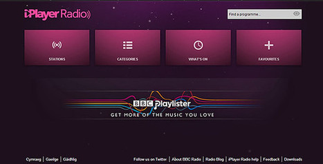 BBC - Blogs - Internet blog - New version of radio homepage launched | Radio digitale | Scoop.it