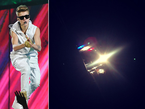 Justin Bieber Instagrams After Getting Pulled Over … Thankfully Not For ... - VH1   PHOTOS ON THE GO   Scoop.it