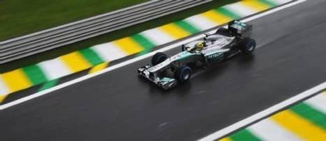 F1-GP du Brésil : Rosberg plus rapide que la pluie - Le Point | F1 au top | Scoop.it