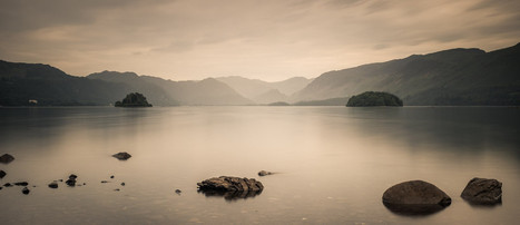 Derwentwater Long Exposure Landscapes with the X100T | Fujifilm X Series APS C sensor camera | Scoop.it