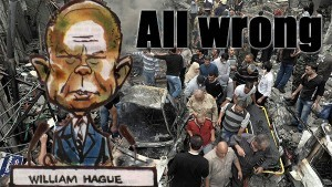 Who Told Hague To Recognise Officially The Bloodthirsty Gunmen Of Syria? | News From Stirring Trouble Internationally | Scoop.it