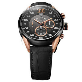 Introduce 2014 Replica TAG Heuer Carrera Mikrograph Avant Garde CAR5A50 1/100th Second watch | Tag heuer watches Replica,fake watches uk | Scoop.it