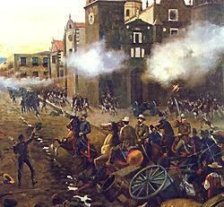 The Border | 1862 The Battle of Puebla and Cinco de Mayo | Cinco de Mayo | Scoop.it