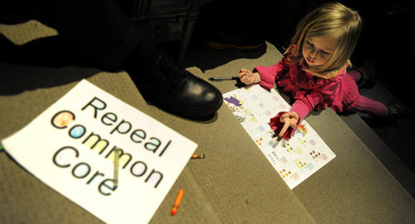 Big business takes on tea party on Common Core | It's Not About the Standards | Scoop.it