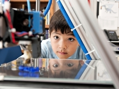 Year One With a 3D Printer: 17 Tips - Edutopia | iPads in Education | Scoop.it