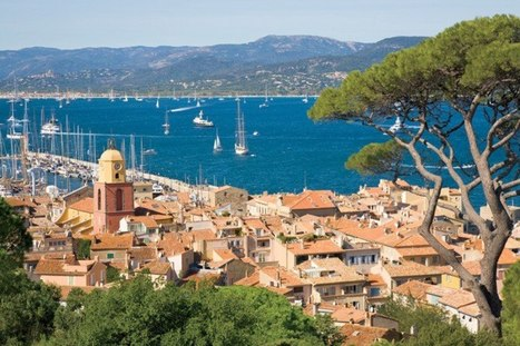 Travel Guide: French Riviera | Architectural Digest - Huffington Post | Travel the world | Scoop.it