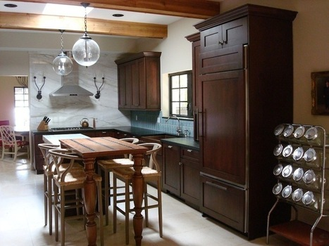 Hire An Urban Transitional Interior Designer to See The Melange Of Classic And Modern Styles | interior design | Scoop.it