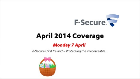 April Coverage (7th) | F-Secure Coverage (UK) | Scoop.it