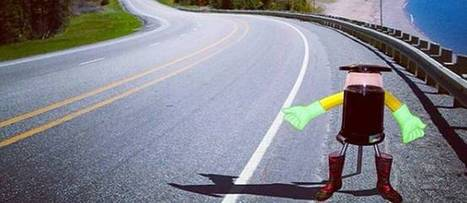 Canada : l'odyssée du robot autostoppeur HitchBot | The Blog's Revue by OlivierSC | Scoop.it