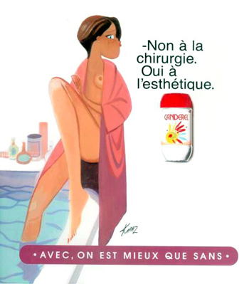 Le culte du corps dans lapublicité | Communication Romande | Scoop.it