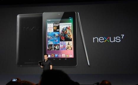 Google Nexus 7 launched in India: price starts at Rs 20,999!   Khojle Blog   Post Free ads   Scoop.it