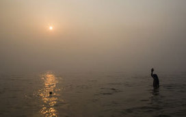 Kumbh Mela: The Largest Gathering on Earth - In Focus - The Atlantic | PAVEL GOSPODINOV PHOTOGRAPHY | Scoop.it