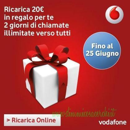 Vodafone – 2 giorni di chiamate illimitate verso tutti | News | Scoop.it