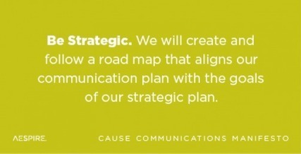 The Cause Communications Manifesto | Nonprofit Management Strategies | Scoop.it