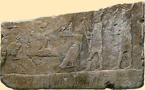 El nacimiento de la escritura jeroglífica egipcia antigua | Escritura en la Edad del Bronce | Scoop.it