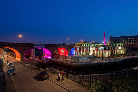 philips lighting uses LED technology at the toffee factory - designboom | architecture & design magazine | LED Source | Scoop.it