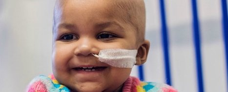 """Gene editing has saved the life of a girl with """"incurable"""" leukaemia 