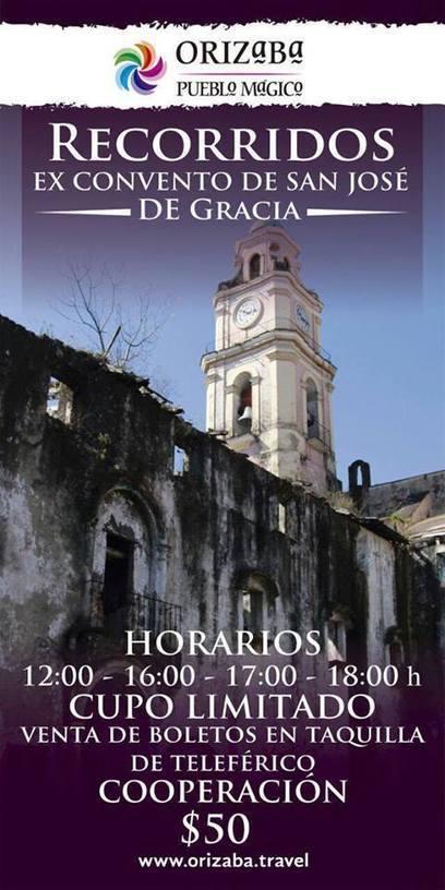 Conoce el Ex Convento de San José de Gracia | Asómate | Educacion, ecologia y TIC | Scoop.it