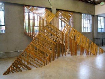 Andy Vogt: Gray area | Art Installations, Sculpture, Contemporary Art | Scoop.it
