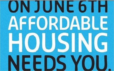 Help make affordable housing a priority in North Bay!   Facebook   Affordable Housing   Scoop.it