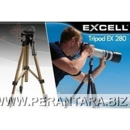 Jual Tripod Kamera Excell EX 280 | Indonesia Today | Scoop.it