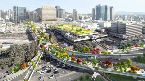 L'incroyable projet de transformation d'une autoroute en jardin | La HighLine de Cannes | Scoop.it