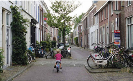 Woonerfs were tactical urbanism before there was tactical urbanism | Adaptive Cities | Scoop.it