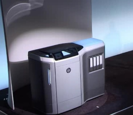 Hewlett Packard Emerges! Witness the Birth of a 3D Printing Behemoth! - 3D Printing Industry | 3D Printing | Scoop.it