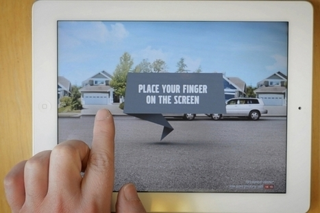 Volvo: Finger Safety | Just Advertising | Scoop.it
