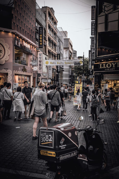 Seoul Street Photography | Urban Decay Photography | Scoop.it