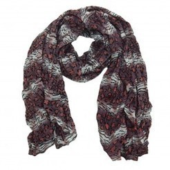60% off on This Stunning Animal Print Scarf | scarfuniverse | Scoop.it