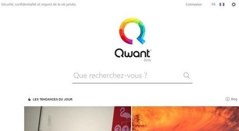 Comment installer Qwant par défaut sur Chrome, Firefox, iE ou Safari ? - Geek Junior - | En médiathèque | Scoop.it