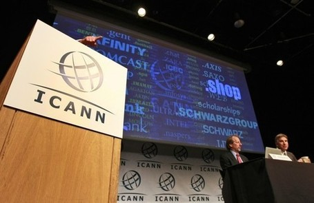 Google, Amazon lead rush for new Web domain suffixes in bids to ICANN | Internet governance news | Scoop.it