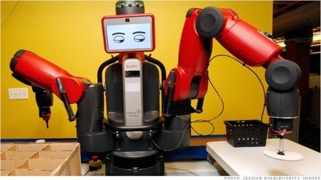 The business of robots: Why robotics are finally taking over corporate America | BeagleBone | Scoop.it