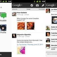 Google+ for Android Is Like Having Facebook, iCloud and GroupMe in One App - Casey Chan on Gizmodo | The Google+ Project | Scoop.it