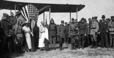 Dans les pas des soldats de la guerre 14-18 : Un immense camp américain pousse à Gièvres en 1917 | Nos Racines | Scoop.it