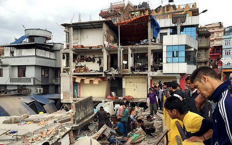 Nepal quake was 'nightmare waiting to happen' | Sustain Our Earth | Scoop.it