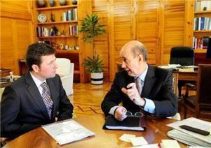 Andrés Olloqui, nuevo director del Consorcio del Túnel de Bielsa | Vallée d'Aure - Pyrénées | Scoop.it