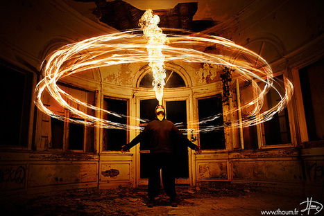 Stunning Fire Photography by Tom Lacoste | Picture This. | Scoop.it