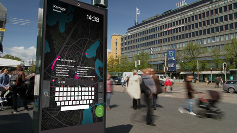 Urbanflow: A City's Information, Visualized In Real Time | Innovations Technologiques | Scoop.it
