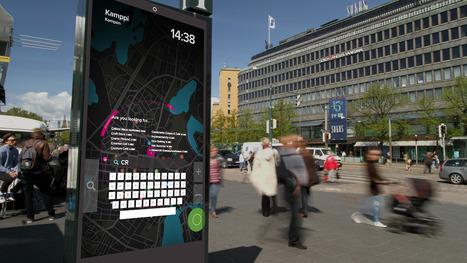 Urbanflow: A City's Information, Visualized In Real Time | Cabinet de curiosités numériques | Scoop.it