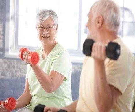 Seniors: Pump Iron, Live Longer | Fitness For All | Scoop.it