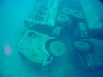 Fury as diving at famous Cyprus ship wreck banned | ScubaObsessed | Scoop.it