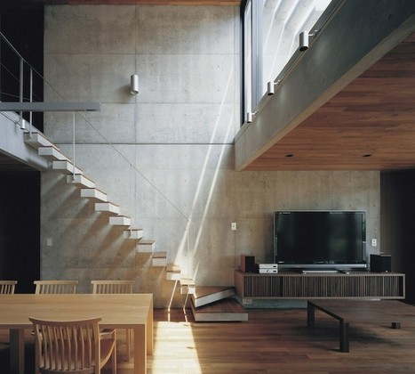 [Yokohama city Kanagawa, Japan] Foo House by Apollo Architects & Associates | MOCO Vote | The Architecture of the City | Scoop.it